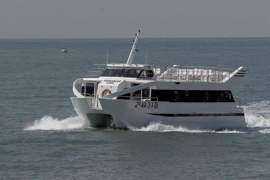 paseo excursion en barco