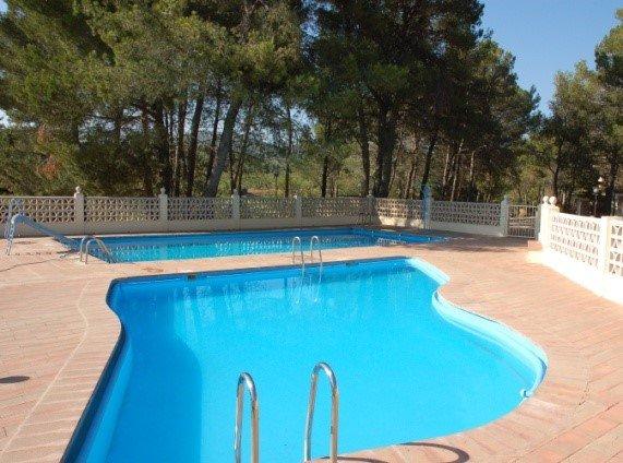 piscina calvestra